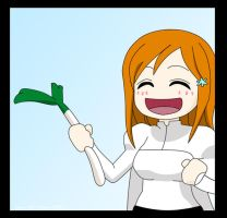 Bleach: Orihime Inoue by Saki-no-Hime