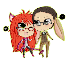 william and grell by B4CKBONE