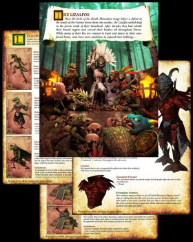 The Lizalfos - Guide Excerpt by UndyingNephalim