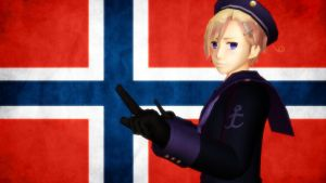 [MMD] APH Norway by LockdownVII