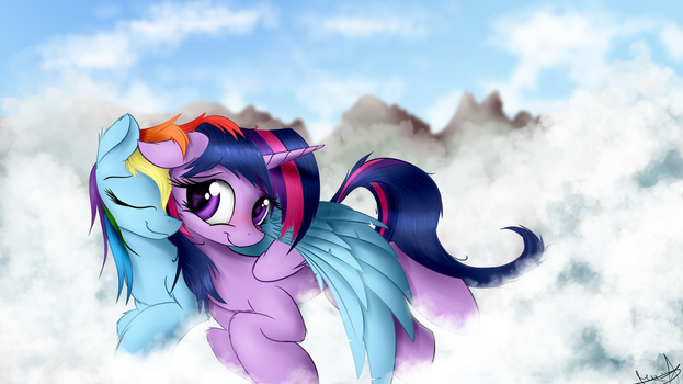 Insert clever twi-dash title here by AurelleahEverfree