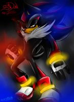 SHADOW 2 by Mimy92Sonadow
