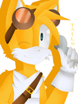 Sonic Boom-tails by Princess-Rosalie97