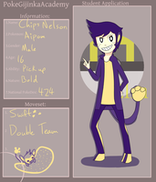 PGA: Chips the Aipom by olitiger