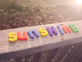 sunshine :D by sweet-reality-xo