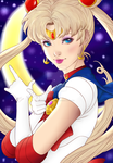 Artgerm Contest: Sailor Moon by Twilightzonegirl13