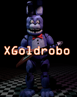New and Improved old Bonnie by XGoldrobo