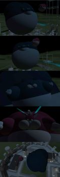 Night of The living Were-Balloon by DatGirlintoGmod