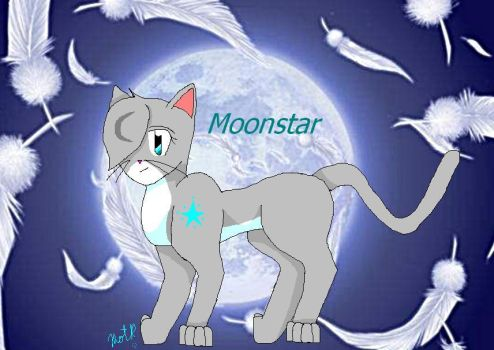 Moonstar by MelodyoftheRaven