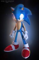 Sonic06 by ICEMBL