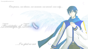 KAITO - Footsteps of Time by PrinceKara