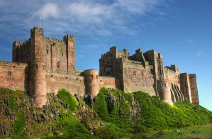 Bamburgh Castle ' by scotto