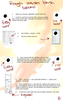 Rough Artistic Brush Tutorial by Pixie-Lips