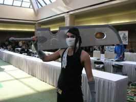 Zabuza Cosplay - 02 by DJFeLiX