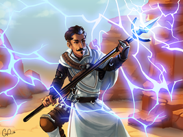 Dragon Age Inquisition: Dorian by CPatten