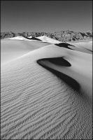 Death Valley Dunes by I-Andrew