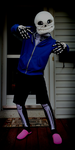 Sans Cosplay by Anko6