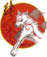 Okami -Tale of the White Wolf by Kenshiro-FDP