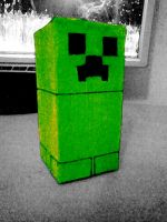 Cardboard Creeper by CorKalomPL