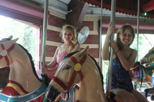 July 02 - Antique Carousal by Manda-of-the-6