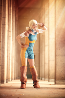 Penelo from Final Fantasy 12! =) by N4miine