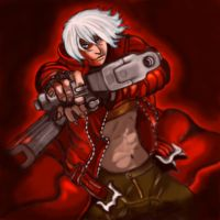 Dante from Devil May Cry 3 by DragoninK21