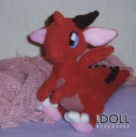 .DOLL Ittybitty Baby Dragon Plush - For Sale by dot-DOLL