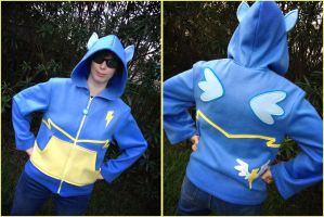 Wonderbolts - New Hoodie Design by Monostache