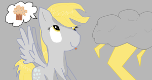 Derpy Hooves by FlutterFoxx