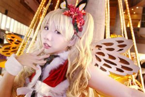 SEEU'S Christmas by Millet686