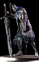 Artorias the Abysswalker by Yare-Yare-Dong