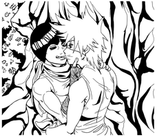 Naruto: My Rival is my Boyfriend by PritzPritz