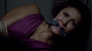 nina Dobrev Tied up and Gagged 4 by bagbag3ify