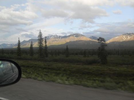 Mountainsontheway by Chibarra89