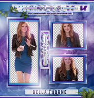 Bella Thorne Photopack PNG by bubblegumhq