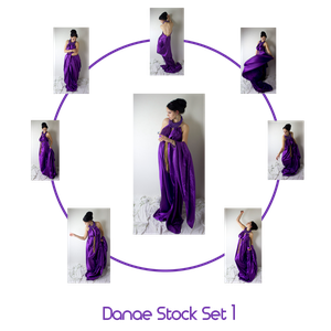 Danae stock Set 1