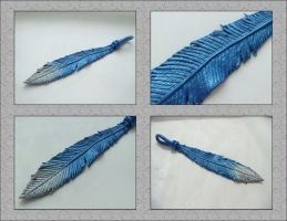 Illium's feather 2 by Eve-the-Angel1399