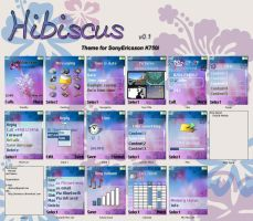 Hibiscus v1.0 by maniaco