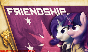 Motherland of Friendship by DatPonyPL