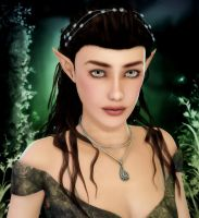 Arwen of Rivendell by RavenMoonDesigns
