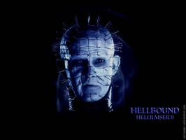 Hellraiser Wallpaper - Pinhead by Hellraiser-fans