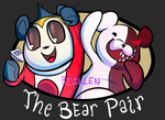 The Bear Pair by Rezllen