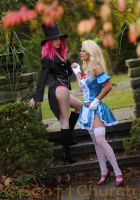 Alice in Wonderland V by AlexiaPik