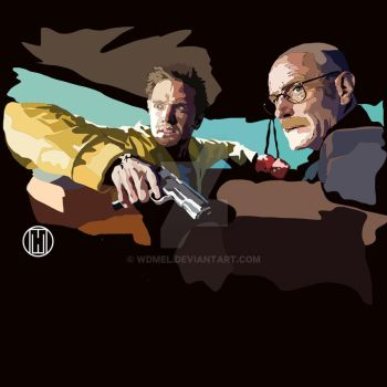 Breaking Bad by wdmel
