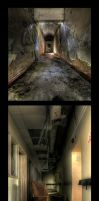 Corridor Collection 2 by wreck-photography