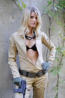 EVA - Metal Gear Solid 3: 3 by popecerebus