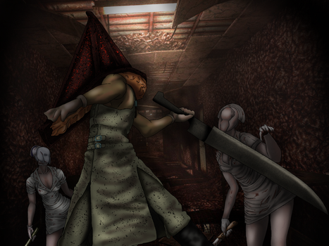 Welcome To Silent Hill! by animedudevid