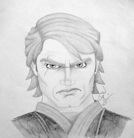 Anakin Skywalker by Crystal-Cat