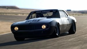 1969 Chevrolet Camaro Z/28 Race Car (GT6) by Vertualissimo