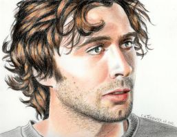 Tim RICE-OXLEY ... a few years ago by Someone-Else79